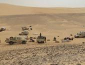 القبض على أحد العناصر الإرهابية فى شمال سيناء