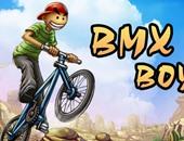 بالصور.. جرب قيادة الدراجات بلعبة BMX Boy