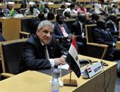 محلب يقترح إنشاء شركة مقاولات بين مصر والكونغو..ويؤكد:خبراتنا فى خدمة أفريقيا