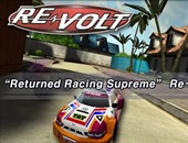 """""""RE-VOLT"""" تتيح للمستخدمين الحصول على تجربة مميزة فى سباقات السيارات"""