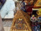 بالصور لأصحاب الذوق الرفيع.. أسعار الـشيشة الفرعونية ومعدات القهوة