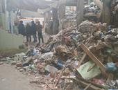 النيابة تنتدب لجنة هندسية لبيان سبب انهيار عقار بمنطقة فيصل