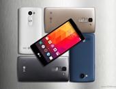 LG تطلق 4 هواتف جديدة على مستوى العالم