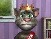 استمتعى بتربية قطتك الأليفة فى لعبة Talking Tom Cat 2