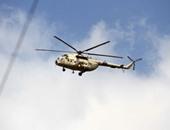 تحليق مكثف لطائرات هليكوبتر بسماء السويس.. ومدير الأمن: إجراءات تأمين