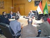 محافظ الإسماعيلية: استئناف العمل بمحطة غاز الشيخ زايد لتموين السيارات