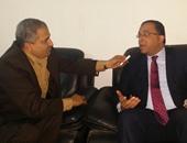 """""""الحلم المصرى"""" يسجل لقاءات استعدادا لتغطية المؤتمر الاقتصادى"""