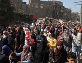 ضبط 3 متهمين فى قضايا جنائية بالمنيا بينهم متهم برفع شارة رابعة