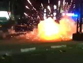 """انفجار قنبلتين بدائيتين بمدينة """"الدلنجات"""" بالبحيرة دون خسائر بشرية"""