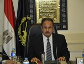 وزير الداخلية من منصة الاحتفال بقناة السويس: قادرون على حماية الوطن