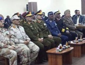 الفريق ركن خليفة حفتر يؤدى اليمين قائدا عاما للجيش الليبى