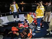 إنقاذ 64 مهاجرا فى البحر بين أسبانيا والمغرب