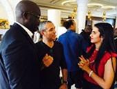 وزير الرياضة الليبيرى يخاطب شيخة آل ثانى لمشاركة منتخب بلاده بمونديال الأيتام