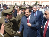 بالصور.. محافظ الغربية ومدير الأمن يفتتحان مجمع وحدات المرور بطنطا