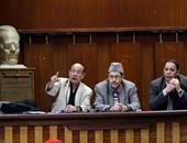 مشاجرة فى اجتماع اتحاد الكتاب بعد مطالبة بعض الأعضاء بسحب الثقة من المجلس