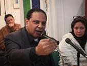 """علاء الأسوانى: """"تولى أبو الغيط الأمانة العامة للجامعة العربية مناسب جدا"""""""