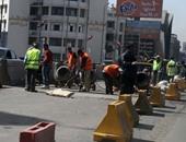 المرور: إغلاق جزئى لكوبرى فيصل بسبب أعمال إصلاحات لمدة 3 أيام