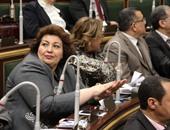 """مارجريت عازر: وقف إيطاليا تزويد مصر بقطع غيار """"إف -16"""" تسيس لقضية ريجينى"""