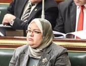 آمال طربية: الأمن لم يتدخل فى تولى علاء عابد رئاسة حقوق الإنسان
