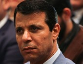 """""""دحلان"""" يطالب فصائل فلسطين باجتماع فى القاهرة لإنهاء الانقسام وحماية القدس"""