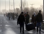 عدد النازحين بسبب الحروب يسجل رقمًا قياسيًا قدره 40 مليونًا فى 2015