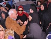 ضخ مواد تموينية إضافية بالمجمعات لتلبية احتياجات المواطنين فى بورسعيد