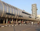 غلق المجال الجوى بمطار القاهرة نصف ساعة بسبب العروض الجوية