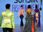 بالصور.. مجموعة متنوعة لمصمم الأزياء الباكستانى نومى أنصارى