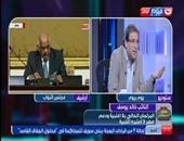 خالد يوسف: أتوقع عودة الإخوان بعد7 سنوات حال عدم وجود مناخ ديمقراطى