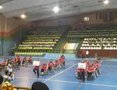 جمعية المحاربين القدماء تقيم مهرجانا رياضيا بمناسبة يوم الشهيد (صور)