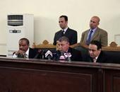 بالصور.. بدء جلسة محاكمة حبيب العادلى و12 آخرين بتهمة الاستيلاء على المال العام