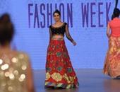 مجموعة متنوعة لمصممة الأزياء شيرين حسان ضمن أسبوع الموضة الباكستانى