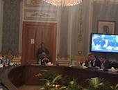 رئيس البرلمان لرؤساء التحرير: أتعامل مع 595 حزبا داخل البرلمان