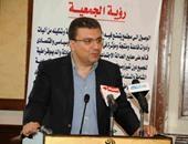 تكريم عمرو الليثى من جامعة عين شمس