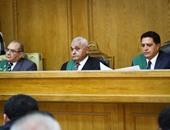"""وصول هيئة محاكمة المتهمين فى قضية """"رشوة وزارة الزراعة"""""""