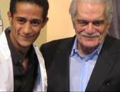 محمد رمضان: تكريم عمر الشريف فى الأوسكار فخر وشرف لنا جميعاً