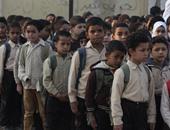 مصرع تلميذ بسبب التدافع لنزول الفسحة داخل مدرسة ابتدائى بالدقهلية
