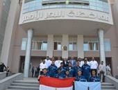 محافظ البحر الأحمر يكرم أبطال منتخب المحافظة للكاراتيه