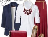 لو بتفكرى فى طقم النهارده ..10 اقتراحات مختلفة لاستخدام القميص الأبيض