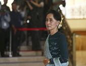 مجلس حقوق الإنسان بالأمم المتحدة يتبنى قرارا يدعو ميانمار لإطلاق سراح سو تشى