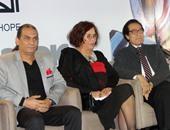 فاروق حسنى: مهرجان كرفان يعطى رسالة سلام مصرية إلى العالم