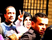 الحكم فى استئناف النيابة على براءة الفنانة غادة إبراهيم غدا