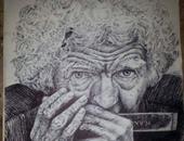صحافة المواطن: قارئ يشارك بصور تبرز موهبته فى الرسم بألوان الرصاص والخشب