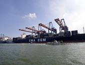 تداول 22 سفينة بضائع وحاويات بموانئ بورسعيد