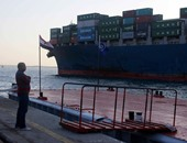 تداول 10 سفن بضائع وحاويات بموانئ بورسعيد