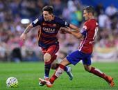 """برشلونة يواجه أتلتيكو مدريد و""""طمعان"""" فى """"كرم"""" فياريال بالليجا"""