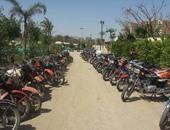 حبس 4 عاطلين لتكوينهم تشكيلاً عصابياً لسرقة الدراجات البخارية بالخانكة