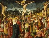 """بالصور.. بعد اكتشاف """"قلادة ذهبية"""" فى الدنمارك تحمل صورة المسيح.. ديلى ميل تتساءل: هل كان مسمراً على الصليب؟.. الأناجيل الأربعة تؤكد ذلك.. وعلماء آثار: تم ربطه بدلا من مسمرته"""