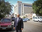 خالد على: علمنا بموعد نظر قضية التمويل الأجنبى من الإعلام