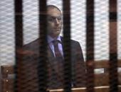 """بالفيديو والصور.. تأجيل محاكمة علاء وجمال مبارك وآخرين فى """"التلاعب بالبورصة"""" لـ22 مارس"""